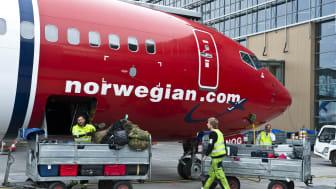 Norwegian asume el control de su propio handling en España