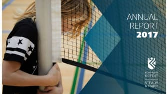 KommuneKredit announces Annual Report 2017