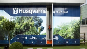 Husqvarna Battery Box-1