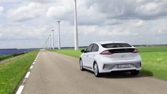 Hyundai IONIQ - en naturlig del av det grønne skiftet
