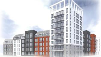 I am Home utvecklar 189 lägenheter åt Rikshem i Halmstad