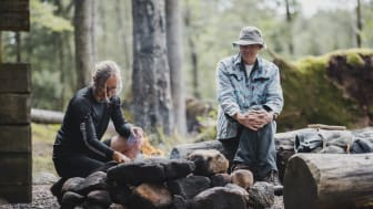 Naturturismen ökar stort i Halland. Nu utbildas 40 naturguider. Foto Alexander Hall