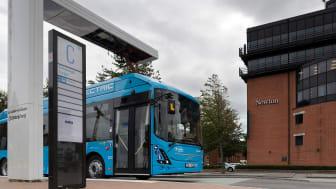 Unikt projekt för att snabba på elektrifieringen av kollektivtrafiken