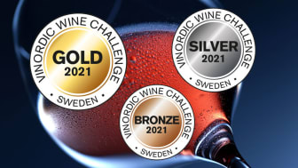Rekord för Vinordic Wine Challenge 2021 som utser årets mest prisvärda viner