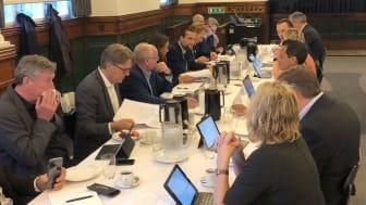 Arbetsmarknadsfrågor i fokus på Greater Copenhagenmöte