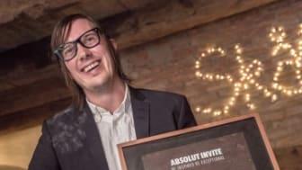 Grattis Micke Karlsson, vinnare av Absolut Invite 2015.