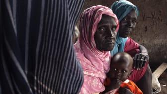 Barnen i stor fara när våldet ökar i Sydsudan