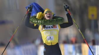 Vasaloppsvinnare 2021 Lina Korsgren