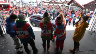 Deltakerrekord for Hemsedal Up N´ Down
