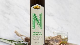 Säsongens första olivolja är här!