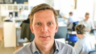 Anders Lindberg Senior Lösningsarkitekt och konsult Eyevinn