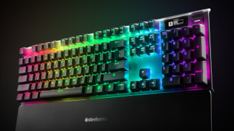 SteelSeries Announces World's Most Versatile Mechanical Gaming Keyboards with Fully Adjustable Actuation