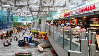 Singapore's hawker delicacies brought closer  to travellers at Changi Airport