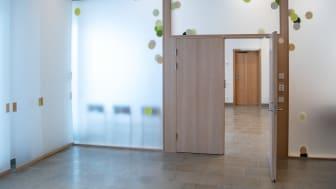 Rum för avsked, interiördetalj, Södersjukhuset