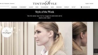 TINTIN Style växer med ny nätbutik