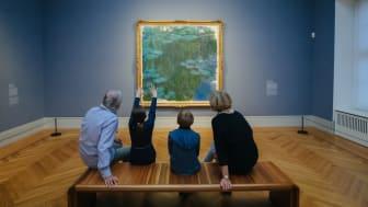 Gemeinsames Kunsterlebnis im Museum Barberini