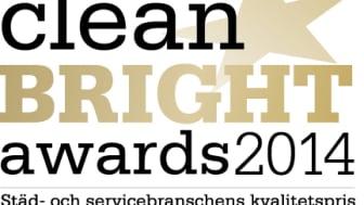 Klart med vinnarna i CLEAN Bright Awards
