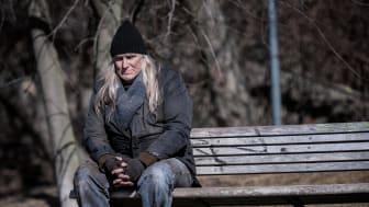 En sovplats för natten löser inte situationen långsiktigt för personer i hemlöshet