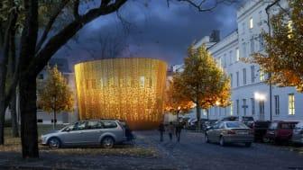 Byggstart för en humanistisk teater i Uppsala