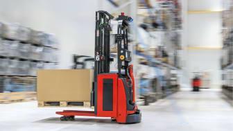 Automatiserade experter för tung last och trånga utrymmen