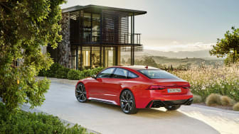 Ny Audi RS 7 Sportback – high performance i æstetisk indpakning