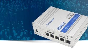 4G router med dubblerad hastighet
