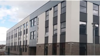 The new Elton High School is now ready!