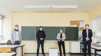 AiroDoctor Luftreiniger Feedback aus Pankower Schule