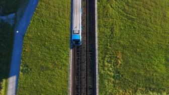 MTR ansluter sig till Fossilfritt Sverige och antar samtidigt Transportutmaningen