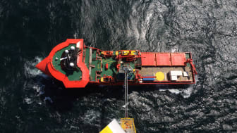 Currently, more than 150 ESVAGT seamen work daily in offshore wind farms, and a third of ESVAGT's Officers have more than three years' experience within SOV operation.
