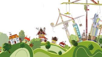 Nu öppnar högaktuell mötesplats om hållbart byggande i trä