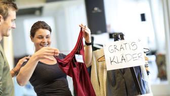 Henning Gillbergs förmedlingstjänst Repamera går hand i hand med cirkulär ekonomi. Foto: Andreas Offesson.
