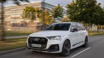 Audi Q7 plug-in-hybrid kombinerer rummelighed og raffinement med effektivitet