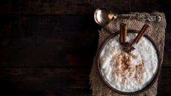 Tre spännande sätt att koka risgrynsgröt på