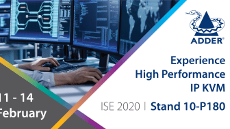 Five Reasons to Visit Adder at ISE 2020