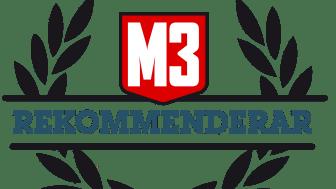 09---September-2019---M3-rekommenderar
