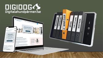 DIGIDOG Digitalahundpärmen.se håller ordning och reda