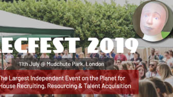 Meet Social Interview Robot Tengai Unbiased at RecFest19 in July in London