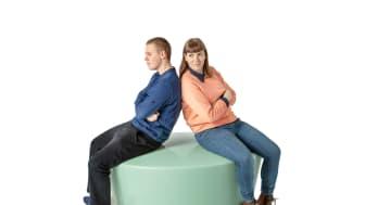 Maza sittmöbel, design Olle Anderson & Ove Jonsson