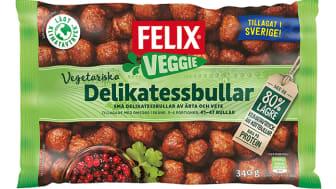 En av Sveriges mest sålda köttbullar blir vegetarisk