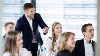 Var femte organisation tror att digitaliseringen ger nyanställningar