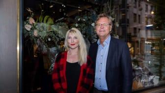 Martina Johansson och Ralf Sundberg pressbild