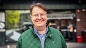 Konserndirektør infrastruktur og prosjekter Per Magne Mathisen i Sporveien