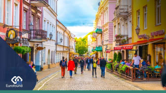 To mark Lithuania's national day this Sunday, we share some of our research and analysis of Lithuania to provide a snapshot of living and working conditions.