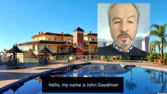 ECC client testimony from John Goodman. Club la Costa claimant