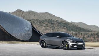 Kia EV6 utmanar gränserna för elektrisk mobilitet