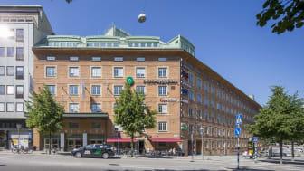 Riksrevisionen flyttar till fastigheten Härden 16 på Sankt Eriksgatan. Foto: Gustav Kaiser