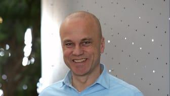 Konsernsjef i TAFJORD, Erik Espeset.