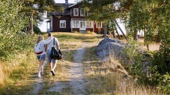Stort intresse för att hyra fritidshus i sommar