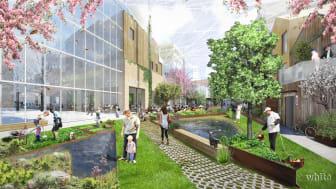Nu kan Linköpingsborna delta i utvecklingen av framtidens hållbara stadsdel - Eco Canopy i Ebbepark!